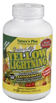 Complementos nutricionales Yellow Lightning