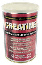 Creatina Scientec Nutrition