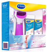 Velvet  smooth diamond crystals dr scholl